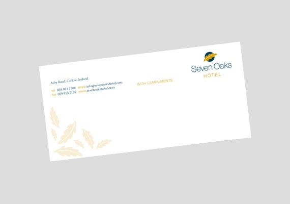 Compliment slips kilkenny print graphics ltd reheart Images
